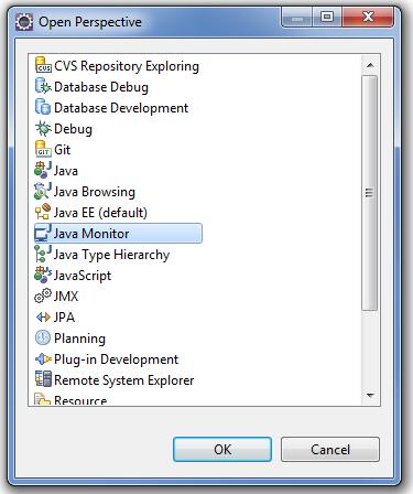 Profile and Monitor your Java Virtual Machine - Roufid