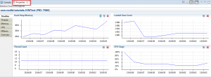 Java monitor plugin