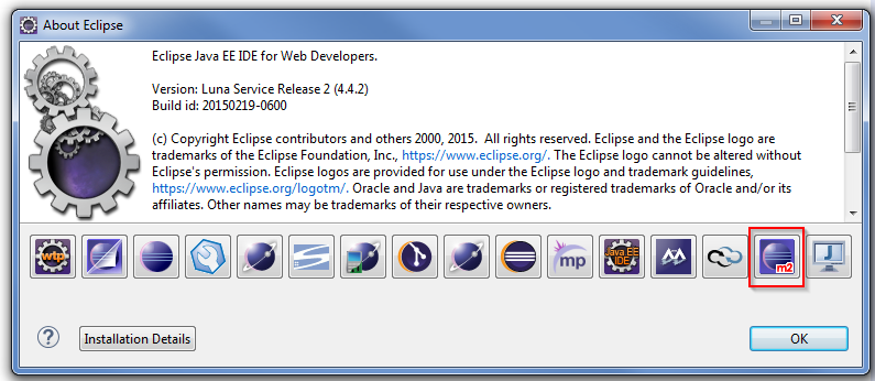 Install Maven on Eclipse