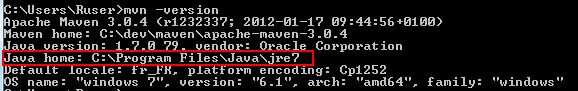 JAVA_HOME environment variable